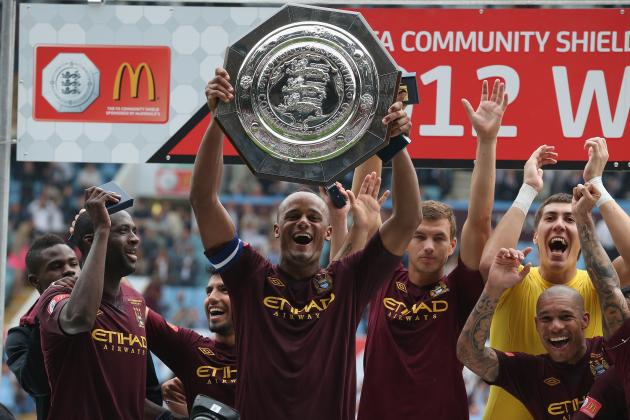 Manchester City's 10 Most Memorable Moments of 2012