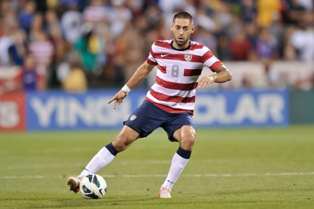 Clint Dempsey: 10 Highlights for U.S. Soccer's Best Player in 2012