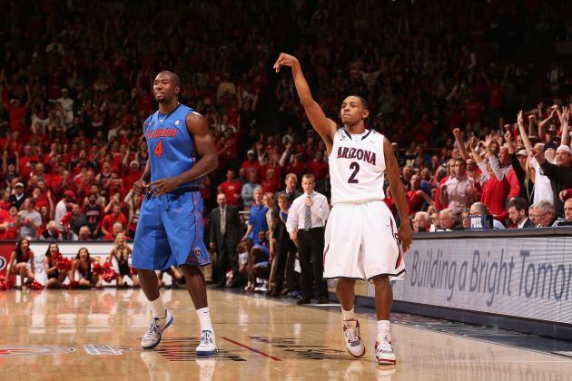 Winners & Losers from College Basketball's AP Top 25 Rankings in Week 7
