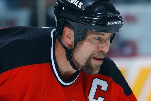 Ranking the 50 Toughest Players in NHL History