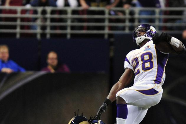 10 Reasons 2012 Hasn't Been a Complete Loss for the Minnesota Vikings