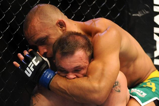 UFC: Power Ranking the 20 Best Submission of the Night Performances