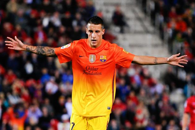 Cristian Tello: Will He Become a Star at Barcelona?