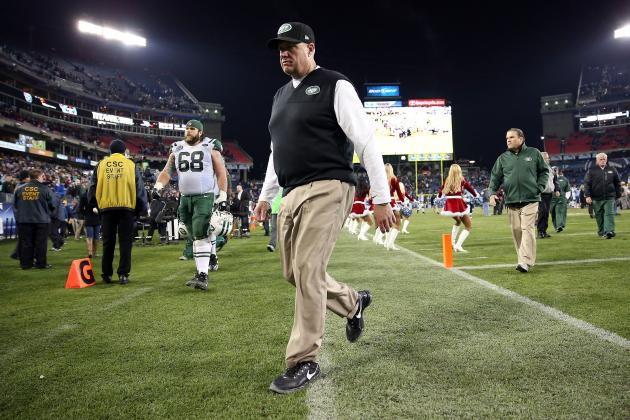 5 Coach-GM Combinations That Could Save the New York Jets