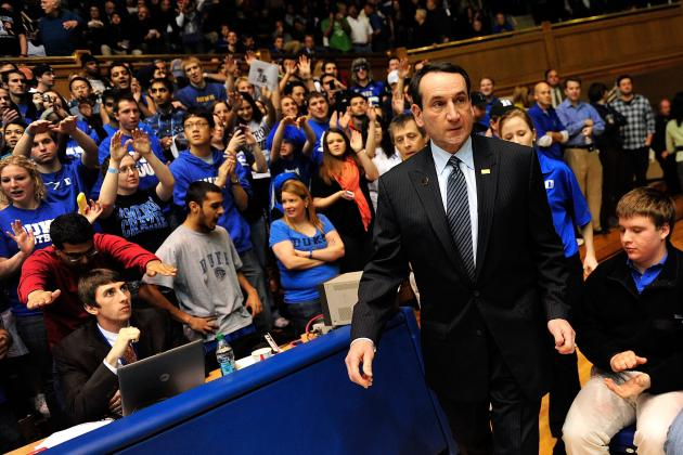Duke Basketball: Coach K's Christmas Wish List