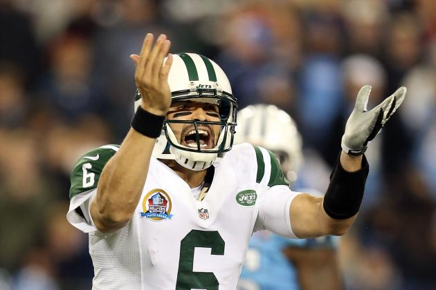 Mark Sanchez: 3 Players Who Could Help New York Jets QB Succeed in 2013