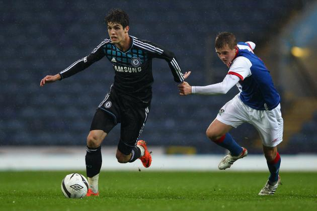 Chelsea FC: What Should the Blues Do with Wonderkid Lucas Piazon?