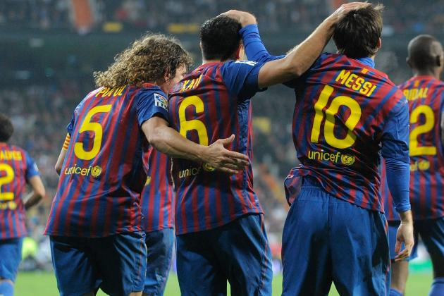 Messi, Xavi, Puyol to Sign New Deals: What It Means for Barcelona Players