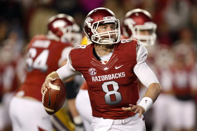 Arkansas Football: Power Ranking the Candidates to Replace Tyler Wilson