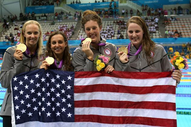 2012 in Review: Ranking the Top 25 American Women in Sports