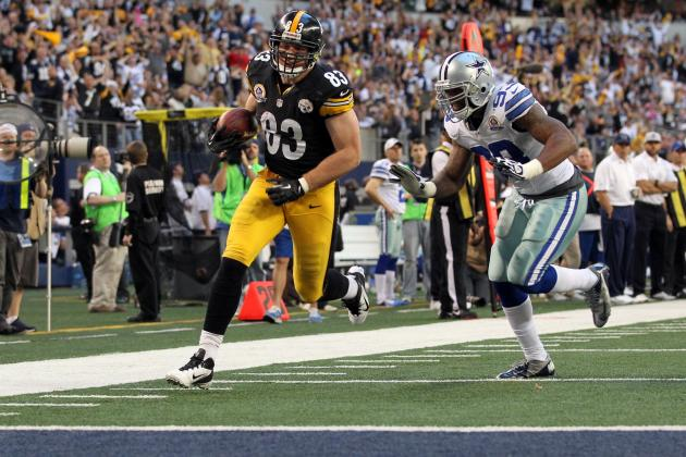 The 10 Best Highlights of Pittsburgh Steelers' 2012 Season so Far