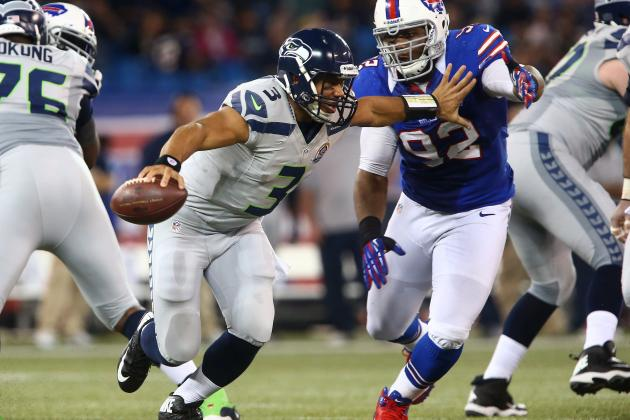 Seahawks vs. Bills: Key Statistics from the Decisive Victory