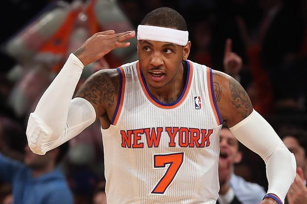 NBA Playoffs: Possible First-Round Matchups for the New York Knicks