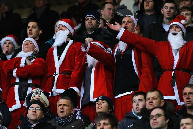Premier League Highlights for Christmas and New Year