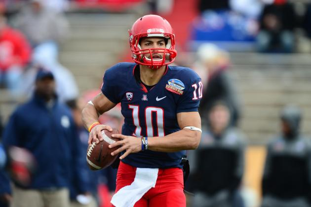 Arizona Football: 5 Biggest Holes in the Roster Wildcats Must Fill for 2013