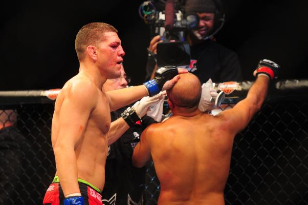 GSP vs. Nick Diaz: Reasons Why It Was the Best Fight for the UFC to Make