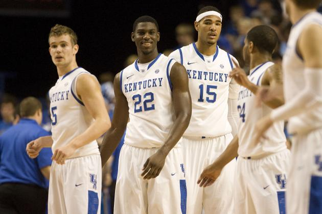 Kentucky Basketball: Who's the Most Valuable Wildcat?