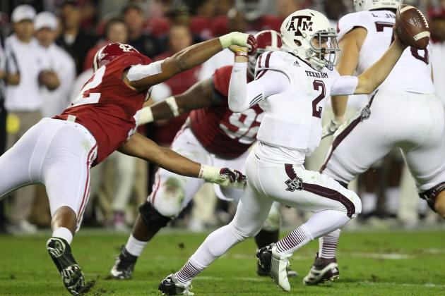 25 Best College Football GIFs of the 2012 Season