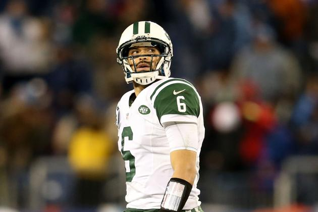 Every Player Who Has Intercepted Mark Sanchez in 2012