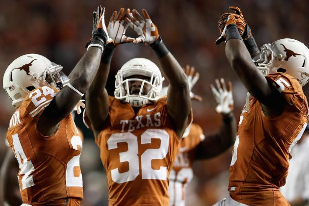 Alamo Bowl 2012: 5 Bold Predictions for Texas vs. Oregon State