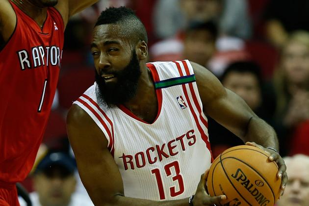 Houston Rockets' James Harden Is Rising Among NBA's Elite