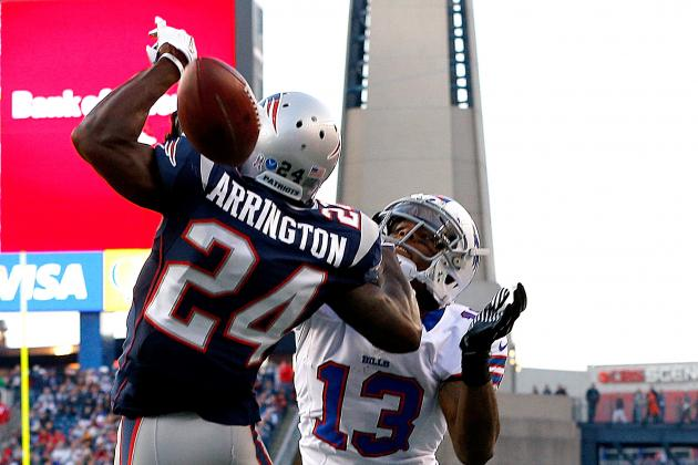 Patriots Players Guaranteed to Be Gone After 2012 Season