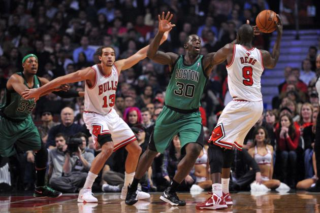 Boston Celtics vs. Chicago Bulls: Postgame Grades and Analysis