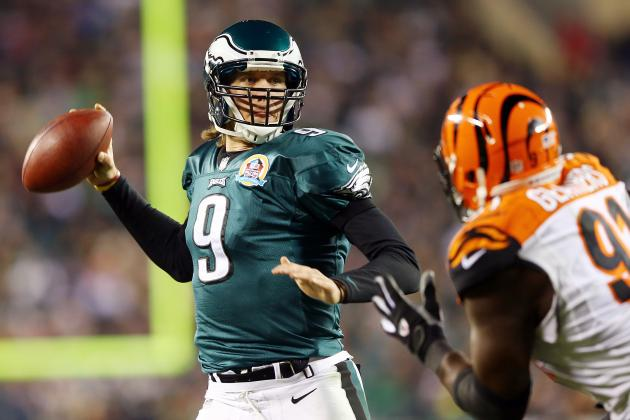 5 Reasons 2012 Hasn't Been a Complete Loss for the Philadelphia Eagles