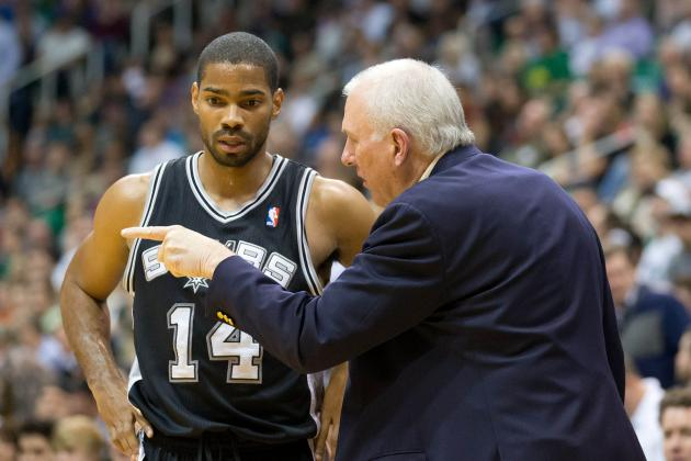 San Antonio Spurs' Most and Least-Improved Players of the Season