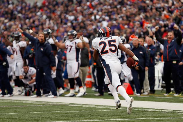 The 8 Best Highlights of the Denver Broncos' 2012 Season So Far