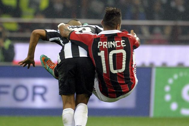 AC Milan Transfers: Time for the Rossoneri to Sell Kevin-Prince Boateng?