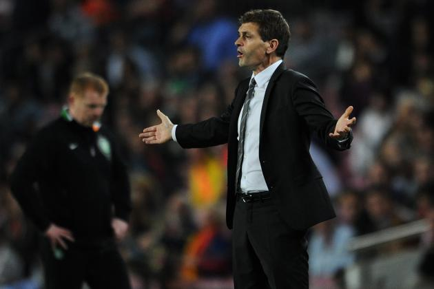 FC Barcelona: Grading Tito Vilanova's First Year so Far