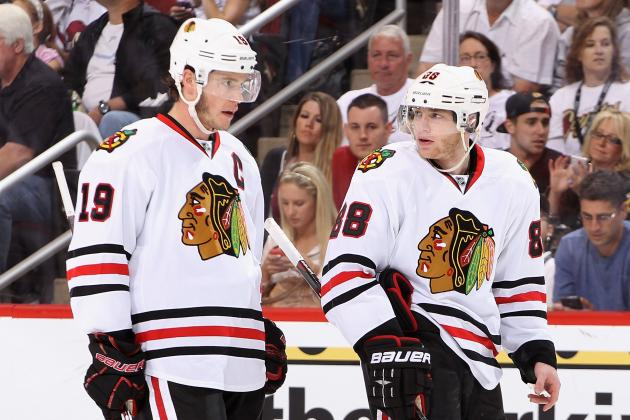 5 Most Pressing Orders of Business for Chicago Blackhawks Once NHL Lockout Ends