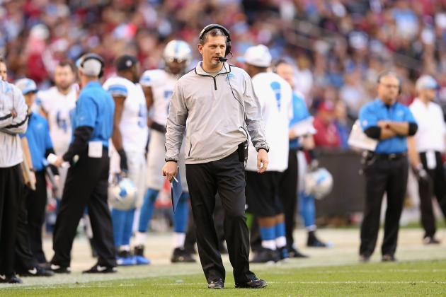 Assessing Job Security for Every Member of Detroit Lions Coaching Staff