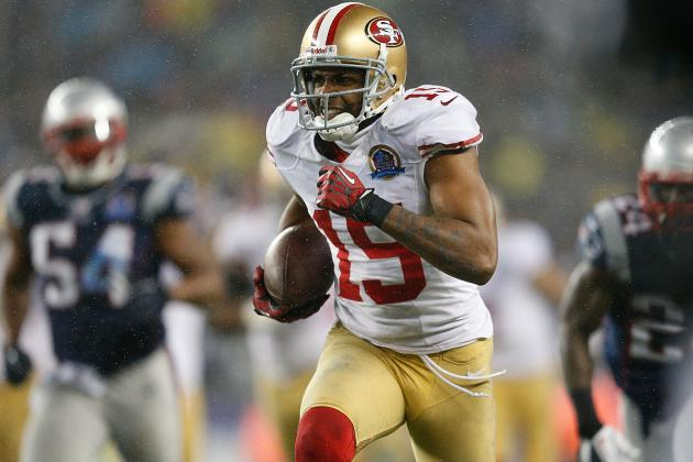 Fantasy Football: Michael Crabtree Headlines Week 16 Stock Report