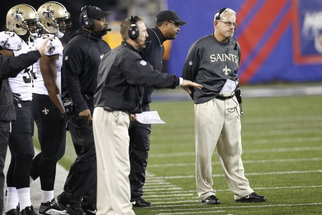 Assessing Job Security for Every Member of the New Orleans Saints Coaching Staff
