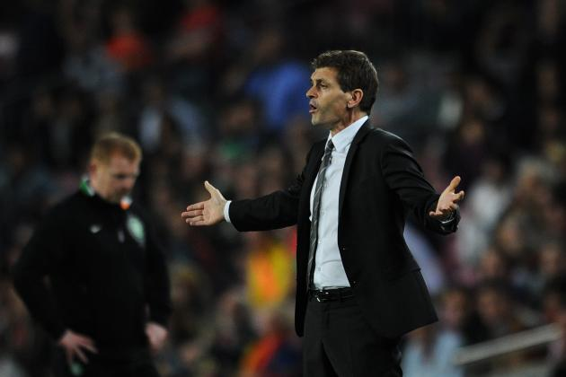 FC Barcelona: 4 Possible Replacements for Tito Vilanova Amid Illness