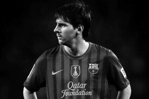 B/R World Football Awards 2012: Starring Messi, Ibrahimovic, Spain and Chelsea