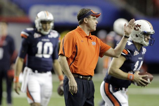 Auburn Football: What to Expect from Gus Malzahn in First Season as Tigers HC