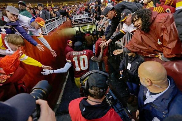 Washington Redskins Have 7 Paths to NFC Playoffs