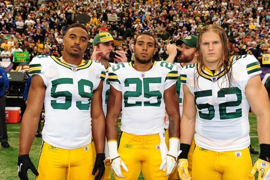 The Best of Aaron Rodgers' Photobombs