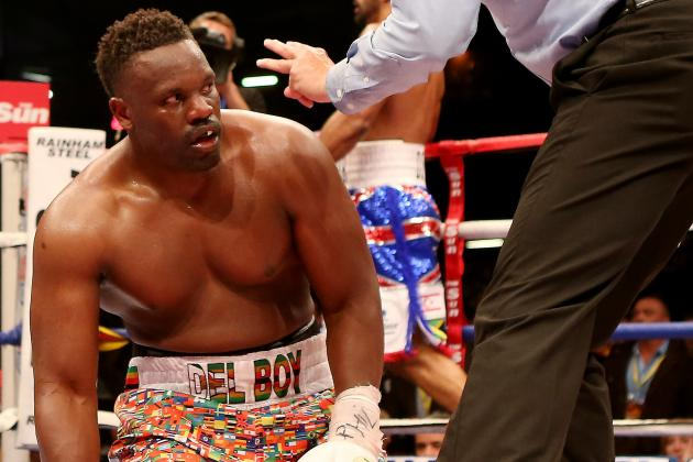Dereck Chisora: Ranking the Most Scandalous Incidents in Heavyweight's Career
