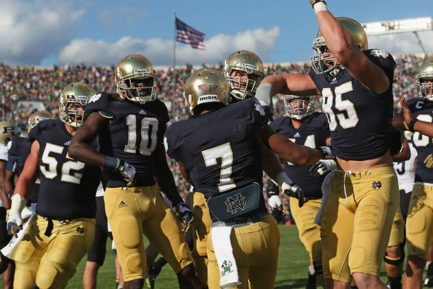 Notre Dame Football: Who Will Replace Every Outgoing Starter in 2013?