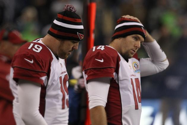 Has the NFL Ever Seen Quarterback Play as Bad as the 2012 Arizona Cardinals?