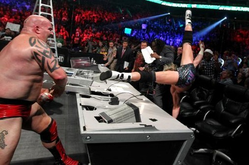 The Top 10 WWE Matches of 2012
