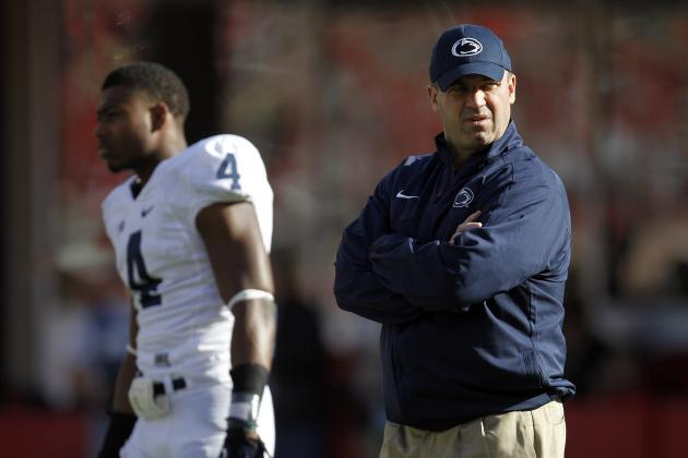 Penn State Football: 5 Players Bill O'Brien Must Keep in Happy Valley
