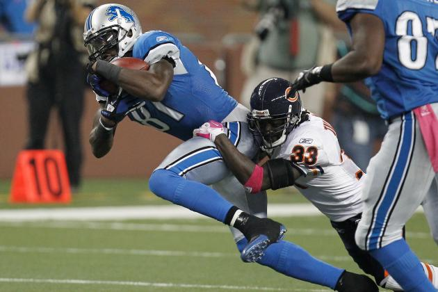 4 Cornerbacks Standing in the Way of Calvin Johnson Breaking Jerry Rice's Record
