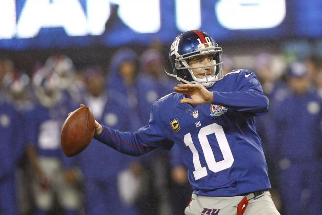 Eli Manning and 4 Infuriatingly Inconsistent NFL Quarterbacks