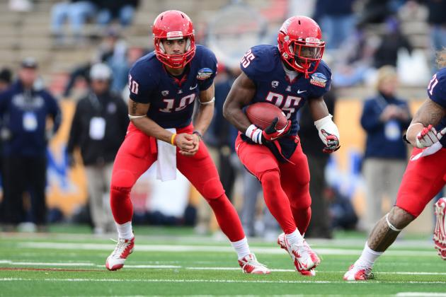 Which Arizona Wildcats Skill Position Starters Make the Grade?