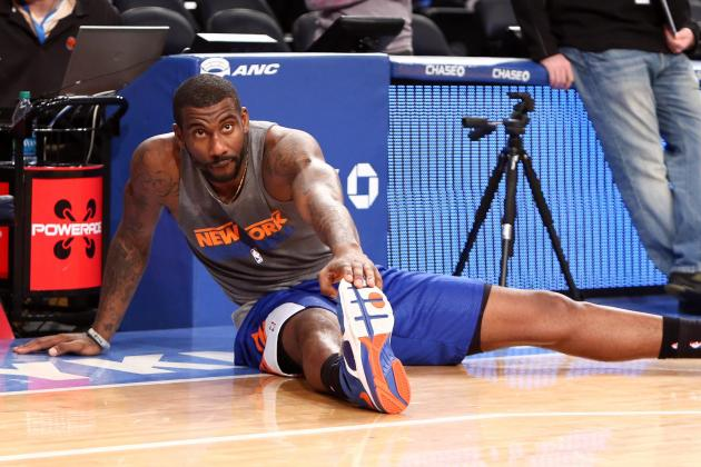 How Amar'e Stoudemire's Return Will Impact the New York Knicks